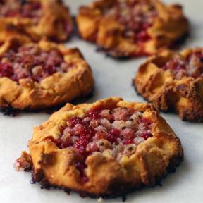 currant tarts