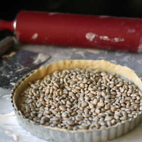 pie beans