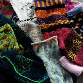 sock pile