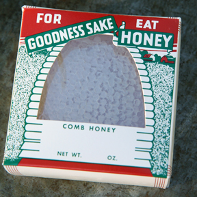 goodness-sake comb honey box