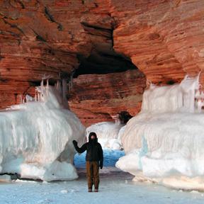 Apostle Islands Ice Caves